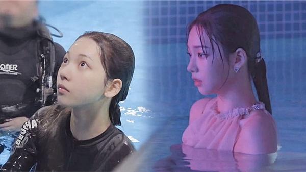 SM tung hậu trường 'tập phim vũ trụ' của aespa, nhưng netizen chỉ chú ý mặt mộc Karina