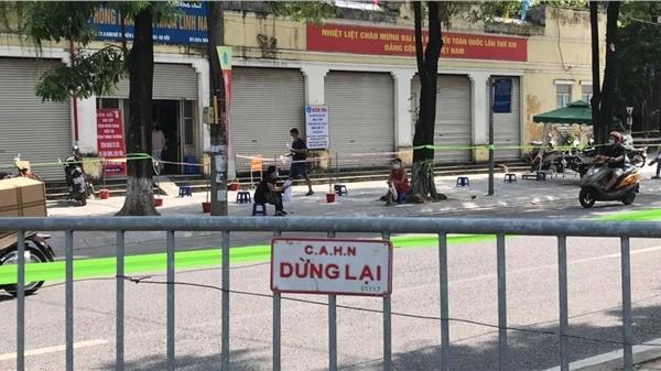 Hà Nội: Phong tỏa chợ đầu mối Hoàng Mai vì phát hiện 1 trường hợp nhiễm Covid-19