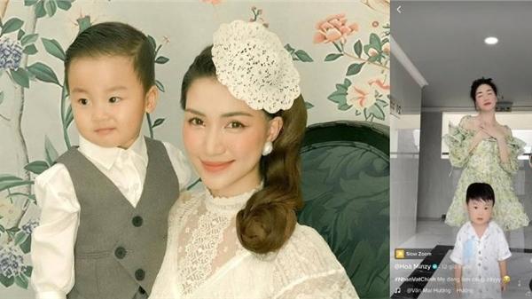 Đến mẹ Hòa Minzy còn phải đăng clip có Bo làm cameo để 'câu like'