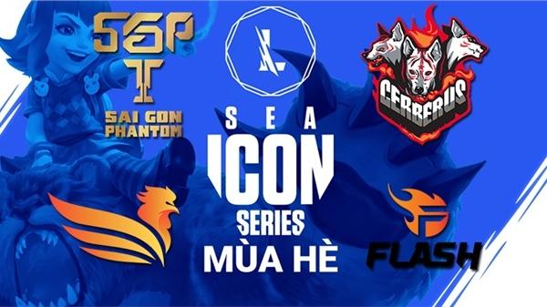 Tổng kết vòng Bảng Icon Series SEA 2021: Đương kim vô địch Tiền Mùa Giải xếp bét bảng, SGP vươn lên dẫn đầu
