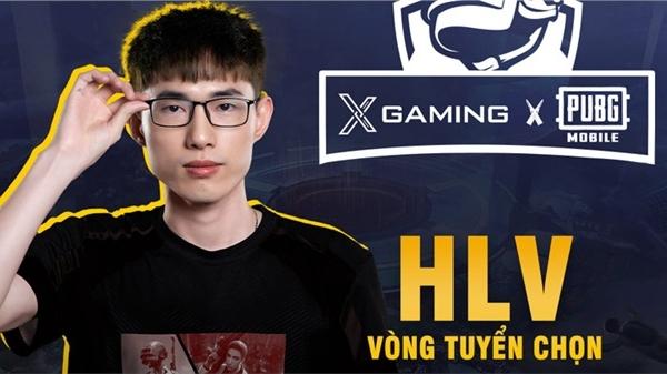 Lộ diện HLV của giải đấu Xgaming x PUBG MOBILE SOLO 2 PRO: 'Giáo sư' Louis