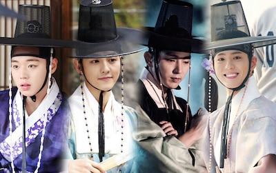 Điểm mặt 18 'hoàng tử cổ trang' trong phim Hàn: Ai có thể soán ngôi Lee Jun Ki?