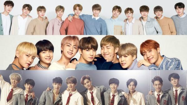 BXH thương hiệu boyband tháng 12: Wanna One khẳng định vị thế 'nhóm nhạc quốc dân' 0
