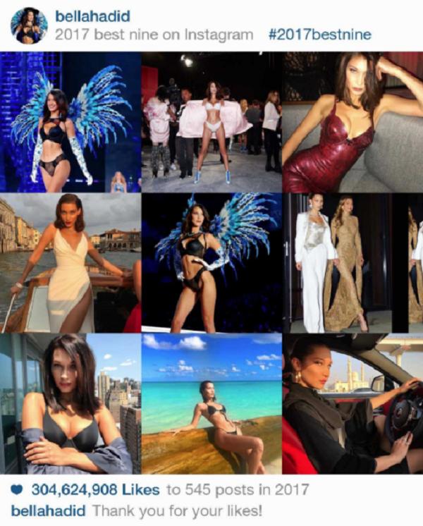 Instagram 2017 và #BestNine: 9 bức hình hot nhất từ Kim Kardashian, Kylie Jenner, Beyoncé, Selena Gomez 9