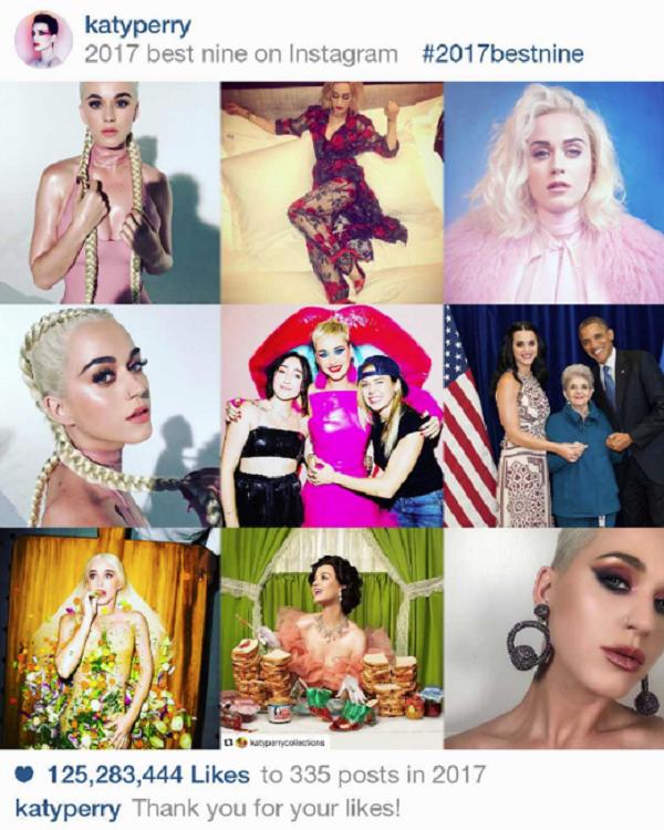 Instagram 2017 và #BestNine: 9 bức hình hot nhất từ Kim Kardashian, Kylie Jenner, Beyoncé, Selena Gomez 11