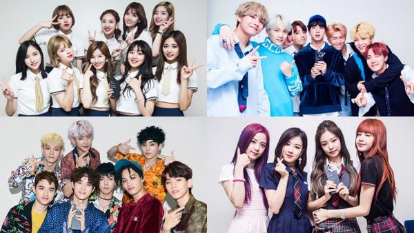 Sau 4 tháng ra mắt, Wanna One vượt mặt EXO trong cuộc chiến giành chỗ ngồi 0
