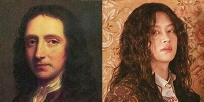 Có người còn bào Heechul giống với Isaac Newton