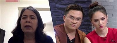 Mẹ Hương Giang lần đầu tiên trải lòng về con gái trong chương trình truyền hình.