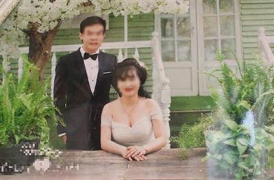 Ảnh cưới của anh Long và chị Yên