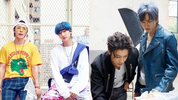 Dong Hae và Eun Hyuk cùng với nhóm nhỏ D&E sẽ là người 'mở hàng' cho chuỗi hoạt động âm nhạc dày đặc của Super Junior vào nửa cuối năm nay