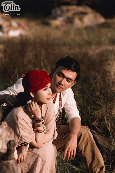 Hoài Ny - Nam Sơn được nhiều người nhận xét là đẹp đôi.