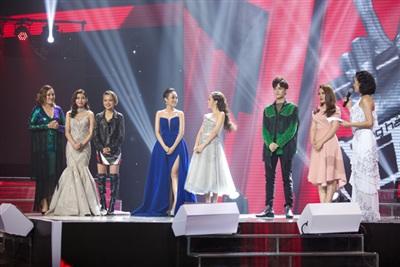 Thu Phương mất sạch thí sinh trước thềm Chung kết'Giọng hát Việt 2018' 12