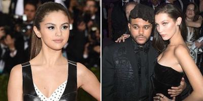 Cùng mắc bệnh tâm lý nên Bella Hadid hiểu cho Selena Gomez.