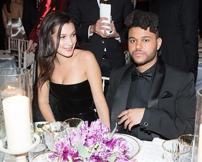 Cặp đôi Weeknd - Bella giờ đã quay lại yêu nhau.