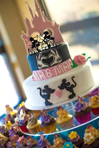 Đám cưới trong mơ của mọi cô gái có mộng công chúa 3