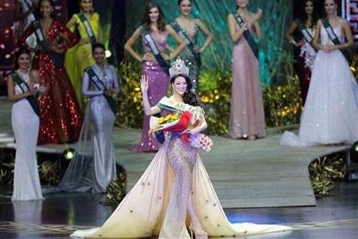 Clip Tân Hoa hậu Trái đất chia sẻ sau đăng quang: Mình đã dám ước mơ và dám thực hiện 6