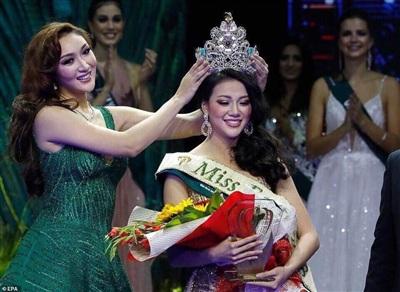 Clip Tân Hoa hậu Trái đất chia sẻ sau đăng quang: Mình đã dám ước mơ và dám thực hiện 3