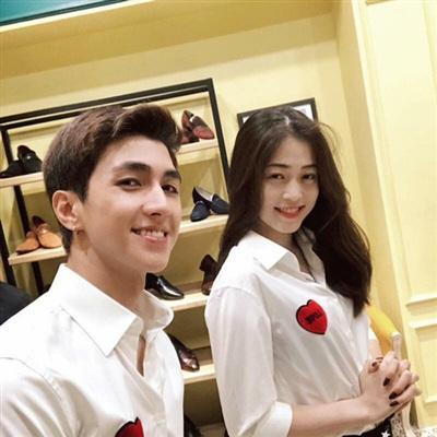 Fan bắt gặp Á hậu Phương Nga, diễn viên Bình An hẹn hò 3