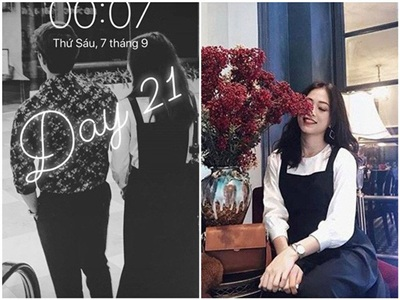 Fan bắt gặp Á hậu Phương Nga, diễn viên Bình An hẹn hò 4