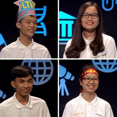 4 thí sinh tranh tài trong cuộc thi tuần 3, tháng 2, quý III