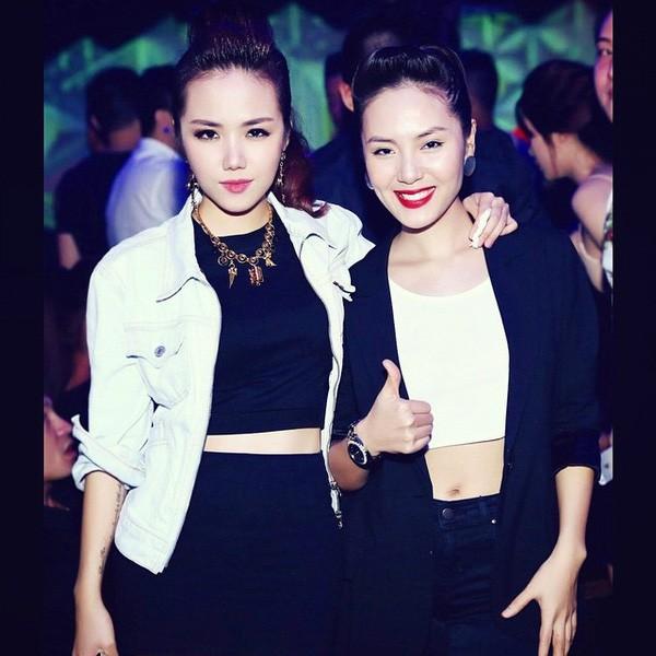 Ngất ngây với nhan sắc xinh như hot girl của các em gái nhà sao Việt 15
