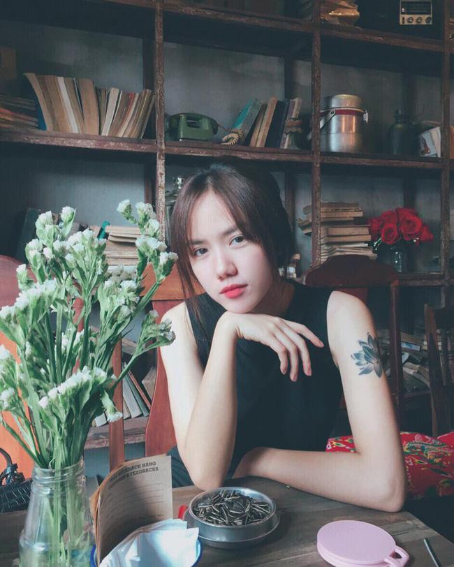 Ngất ngây với nhan sắc xinh như hot girl của các em gái nhà sao Việt 16