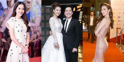 Nam Em - Khánh Mycảm thấy vui trước thông tin Trường Giang và Nhã Phương sẽ tổ chức đám cưới vào tháng 9.
