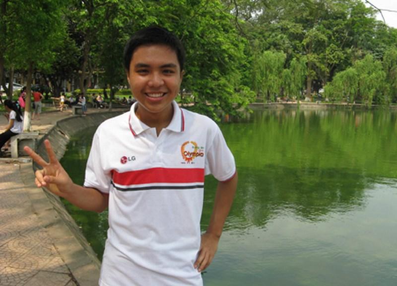 Phan Minh Đức, chàng trai mang vòng nguyệt quế về cho trường Ams