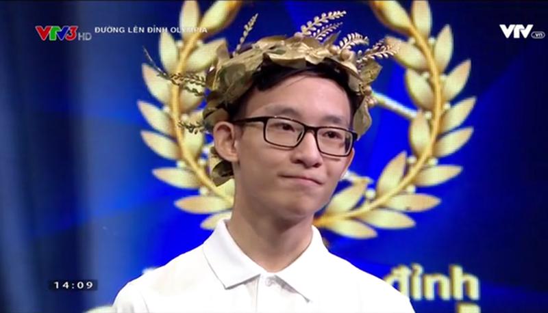 Phạm Huy Hoàng dù không giành quán quân, nhưng đã có phần thi hết sức xuất sắc