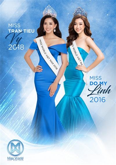 Ra mắt cuộc thi tìm kiếm ứng viên tham dự Miss World 1