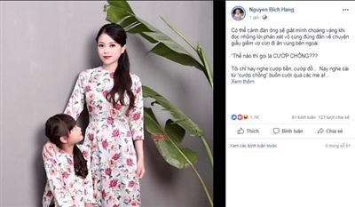Hằng Túi bất ngờ đăng status 'Thế nào là cướp chồng', gửi lời dằn mặt người mới bí ẩn? 0