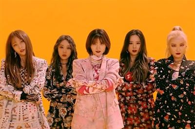 EXID trở lại với đội hình 5 thành viên trongMV I love you