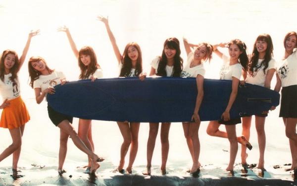 Những bức ảnh được Yuri nhắc đến