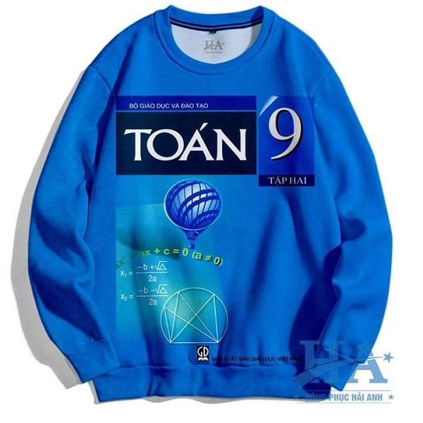 Hot trend mùa thi: mặc áo đúng môn tránh bị tủ đè 2