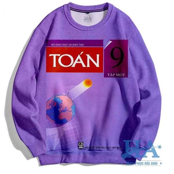 Hot trend mùa thi: mặc áo đúng môn tránh bị tủ đè 5