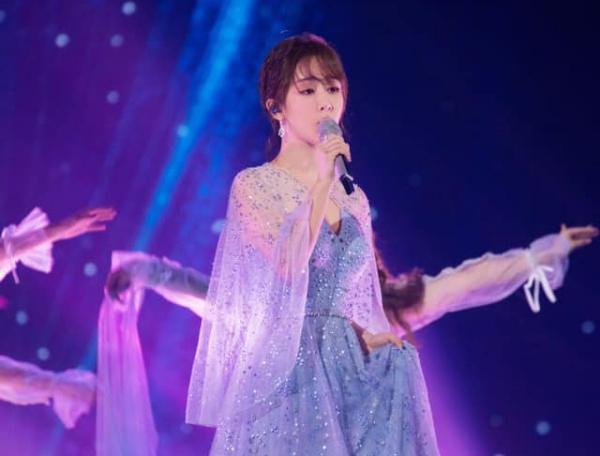 Chu Nhất Long, Dương Tử... cũng thuộc hội diễn viên hát dở