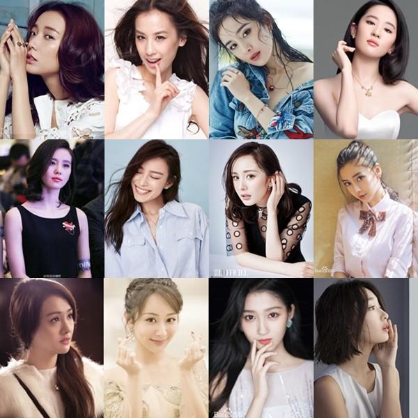 Hội diễn viên hát đặc biệt dở của Trung Quốc: Angela Baby cũng phải xếp sau cặp đôi nổi tiếng này 0