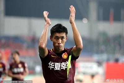 Cầu thủChengdong mang áo số 17 là tâm điểm chú ý đêm qua nhờ vẻ ngoài điển trai