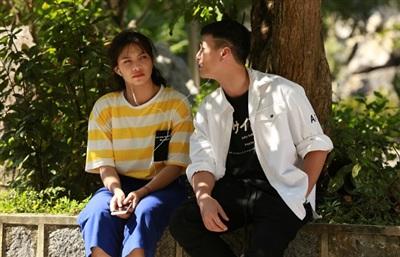 Huỳnh Anh vào vai Phi rất 'ngọt'.