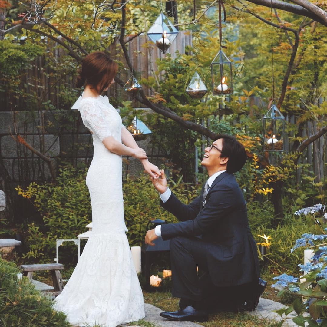Thành công lớn nhất cỏa Park Soo Jin là làm vợ tài tử Bae Yong Joon.
