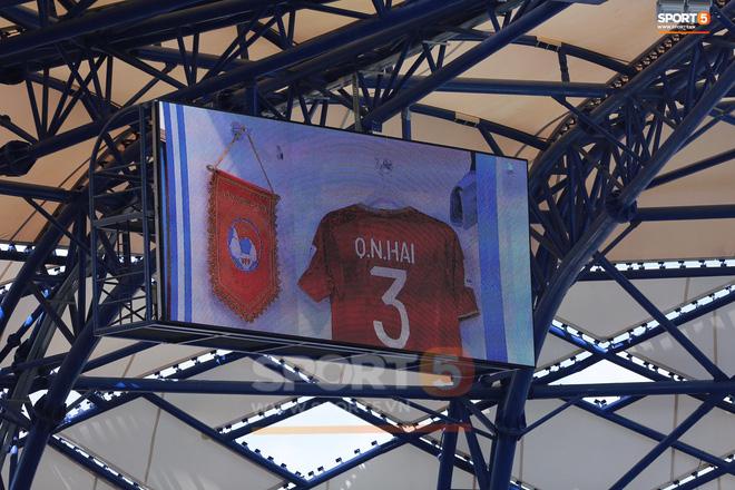 Hình ảnh áo đấu của Quang Hải. Nguồn: Onsport