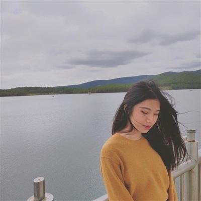 'Hot girl ống nghiệm' về Việt Nam, khoe 'nhan sắc lạ' trong bộ ảnh 'vi vu' Đà Lạt 8
