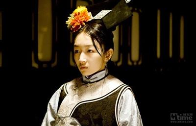 Tạo hình bị chê tơi bời của Châu Đông Vũ trongCung tỏa trầm hương