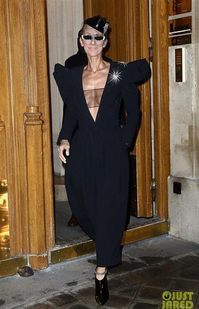 Các bộ trang phục và thân hình của Celine Dion bị dân mạng mang ra dè bỉu, body-shaming thậm tệ trên các trang MXH