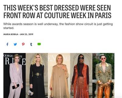 Mặc cho dân mạng dè bĩu ngoại hình, hàng loạt báokhẳng định: 'Celine Dion là Nữ hoàng của Paris Fashion Week' 6
