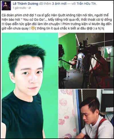 Dù không nói rõ người đó là ai, song từ những chi tiết được hé lộ qua bài đăng trên, người hâm mộ dễ dàng đoán được đó chính là Hari Won.