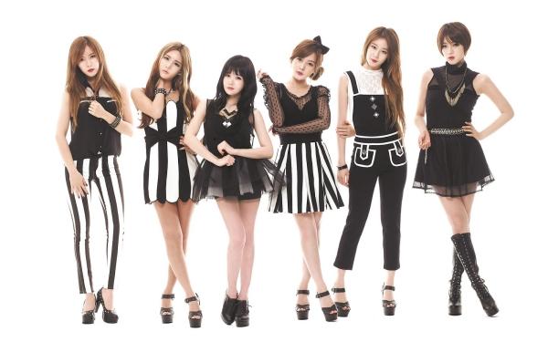 T-Ara chỉ hoàn hảo nhất khi có đủ 6 thành viên Jiyeon, Hyomin, Soyeon, Boram, Qri, Eunjung