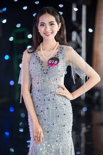 Dàn thí sinh 'Người đẹp Kinh Bắc 2019' khoe vẻ đẹp lộng lẫy trong trang phục dạ hội 3