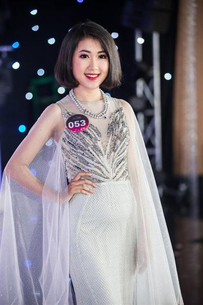 Dàn thí sinh 'Người đẹp Kinh Bắc 2019' khoe vẻ đẹp lộng lẫy trong trang phục dạ hội 4