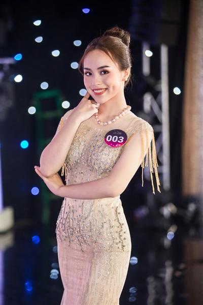 Dàn thí sinh 'Người đẹp Kinh Bắc 2019' khoe vẻ đẹp lộng lẫy trong trang phục dạ hội 8